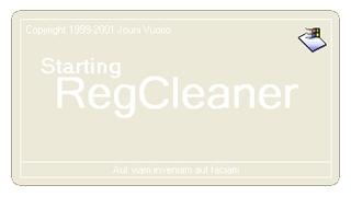 RegCleaner 4.3 скачать бесплатно русскую зарегистрированную версию