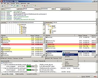 FileZilla 3.3 скачать бесплатно